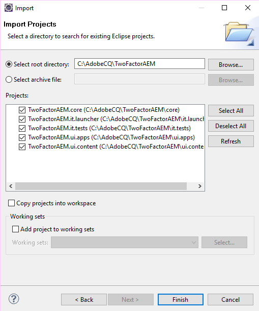 Creating a Custom Authentication Handler for Adobe