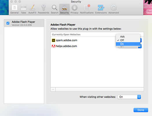 player book flash for mac
