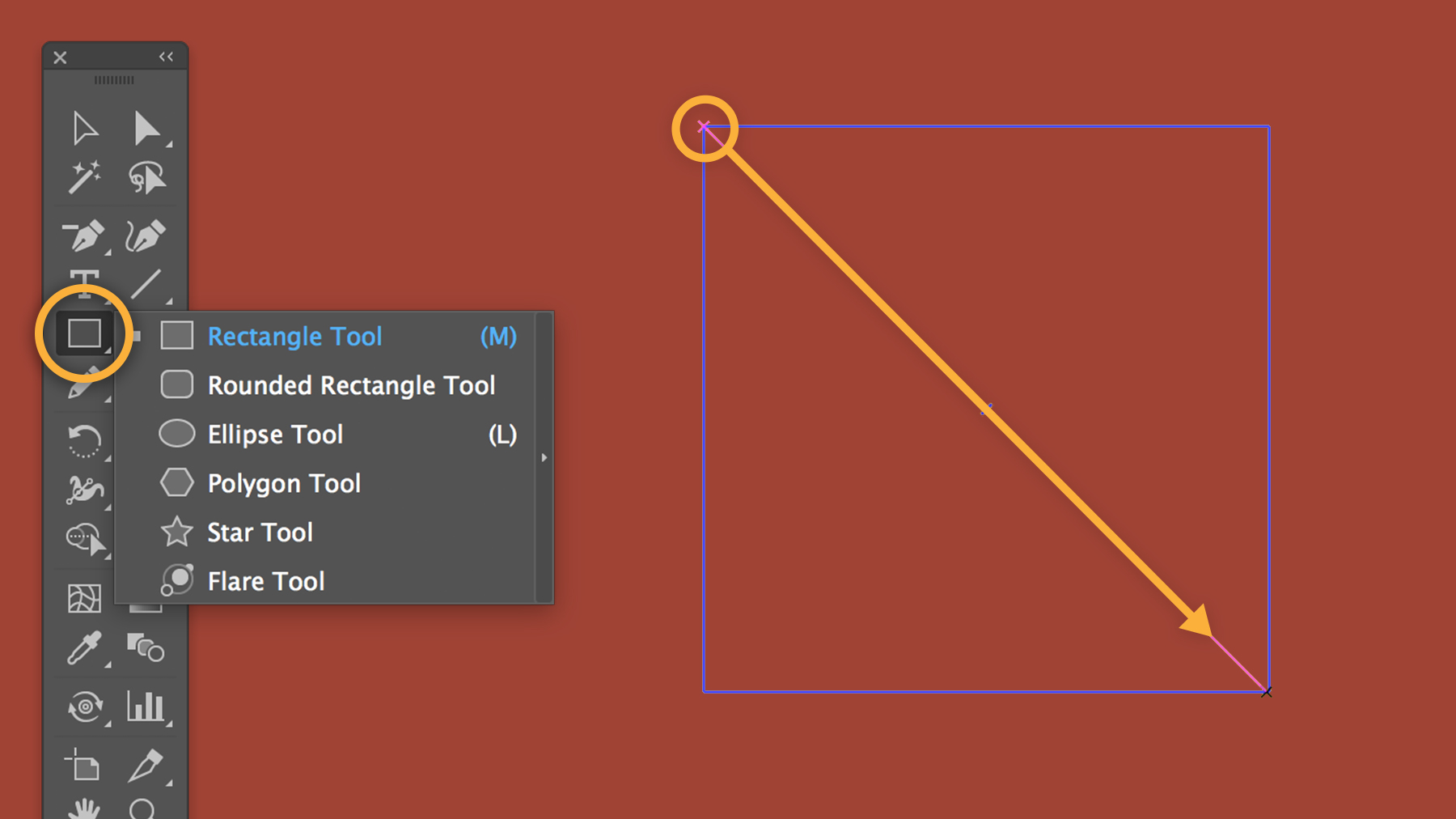 How to design and draw with shapes | Adobe Illustrator CC tutorials