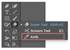 How to trim an object in indesign