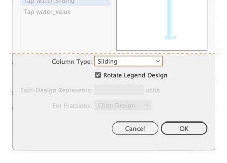 Erstellen von Diagrammen in Illustrator