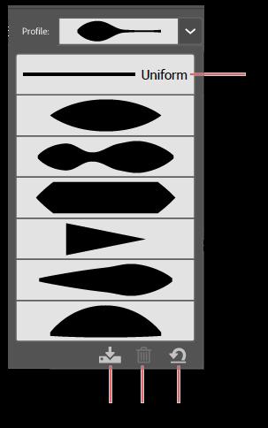 How to apply strokes in Illustrator
