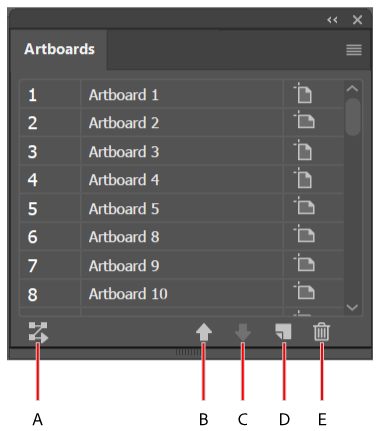 How to set up multiple artboards in Illustrator