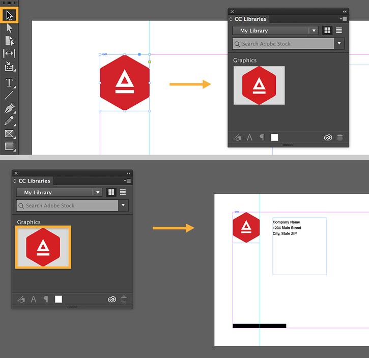 Letterhead Design In Indesign Adobe Indesign Tutorials