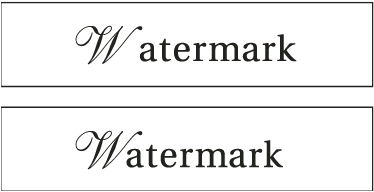 Optical kerning