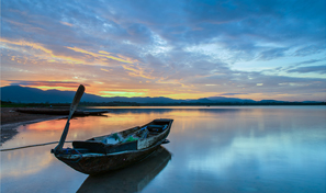 how to enhance a sunset photo adobe photoshop lightroom cc tutorials