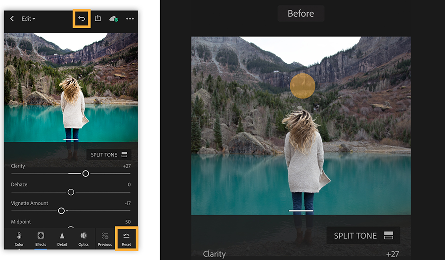 How to edit photos with Lightroom for mobile | Adobe Photoshop