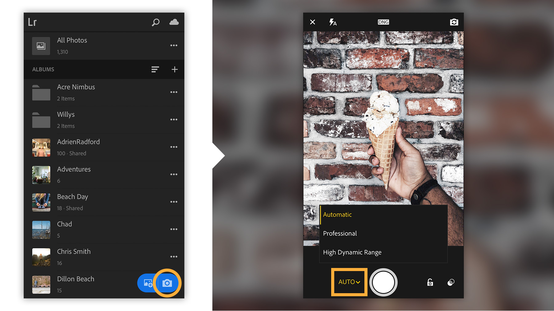 How To Add Presets To Light Room Desktop To Mobile