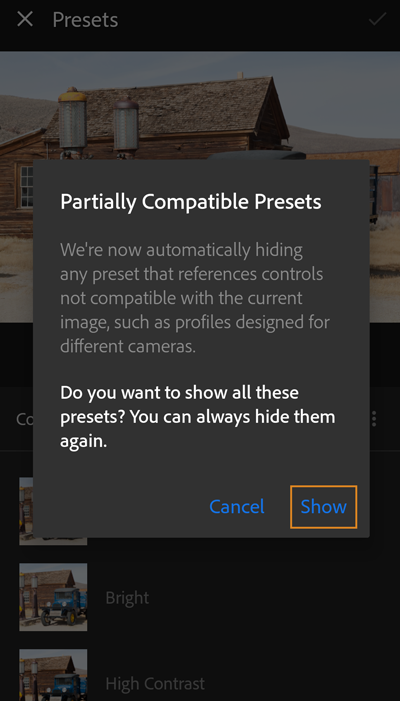 partial-presets-android-dialog