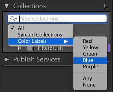 Filter collections