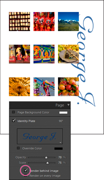 Print Module Layouts And Templates In Lightroom Classic CC - Lightroom templates