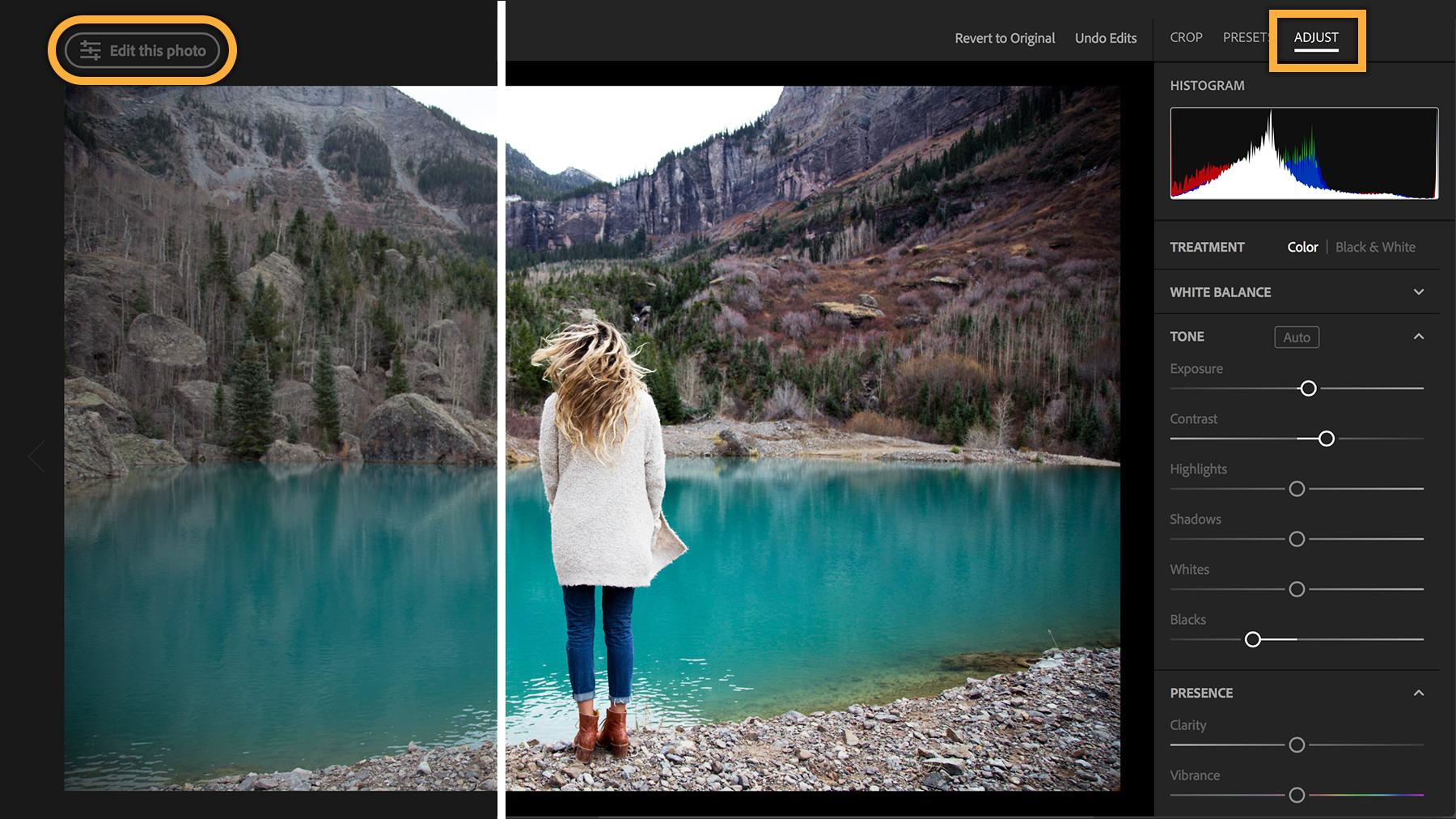 edit lightroom adobe editing tinder photoshop helpx organize cc hack exposure apps help profile