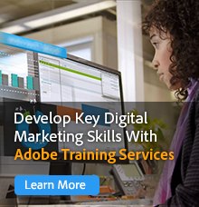 Adobe Training Services