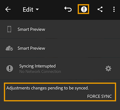 force-sync