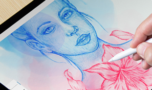 Sketch and paint with Photoshop Sketch | Adobe Photoshop