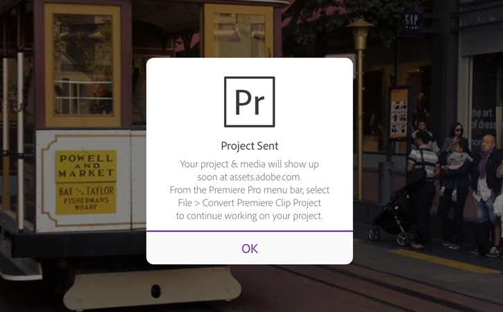 how to add clips to adobe premiere pro