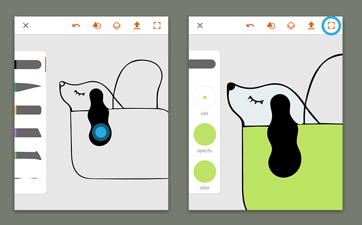Create vector art with Adobe Capture and Adobe Draw | Adobe