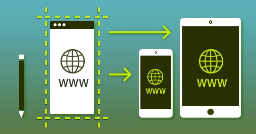 Create websites for mobile devices