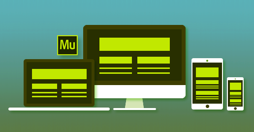Responsive web design in Adobe Muse