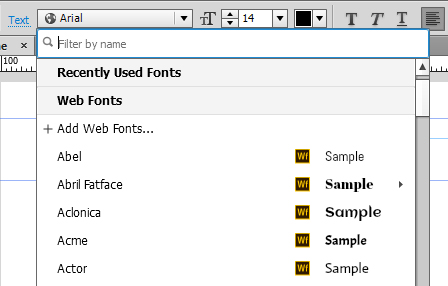 EdgeWebFonts