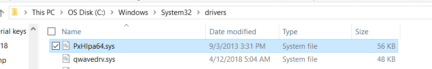 Search for this file in the given path
