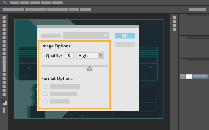 how to save or convert an image to jpeg adobe photoshop cc tutorials