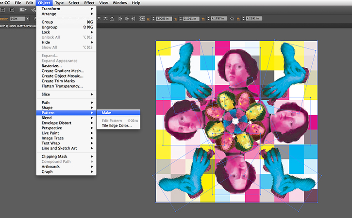Textile design with Photoshop and Illustrator | Adobe