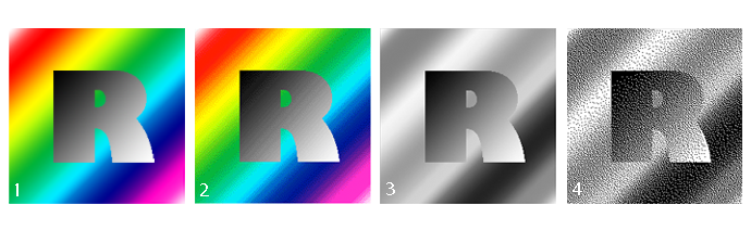 Color modes in Photoshop
