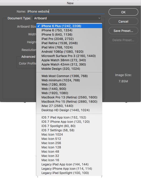 Use Artboards In Adobe Photoshop