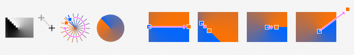 Photoshop Angular Gradient
