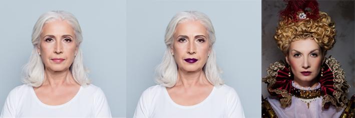 Перенесення макіяжу