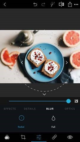 Using Photoshop Express on iOS, Android, and Windows mobile