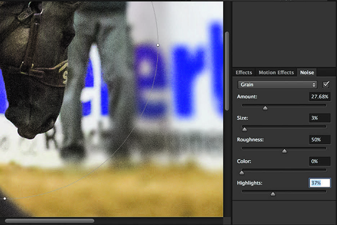 Photoshop Blur Gallery