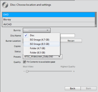 How to share to DVD or Blu-ray with Premiere Elements