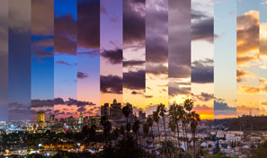 How to create a time-lapse video sequence from photos