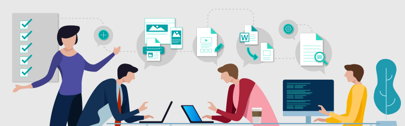 Plan a project before authoring
