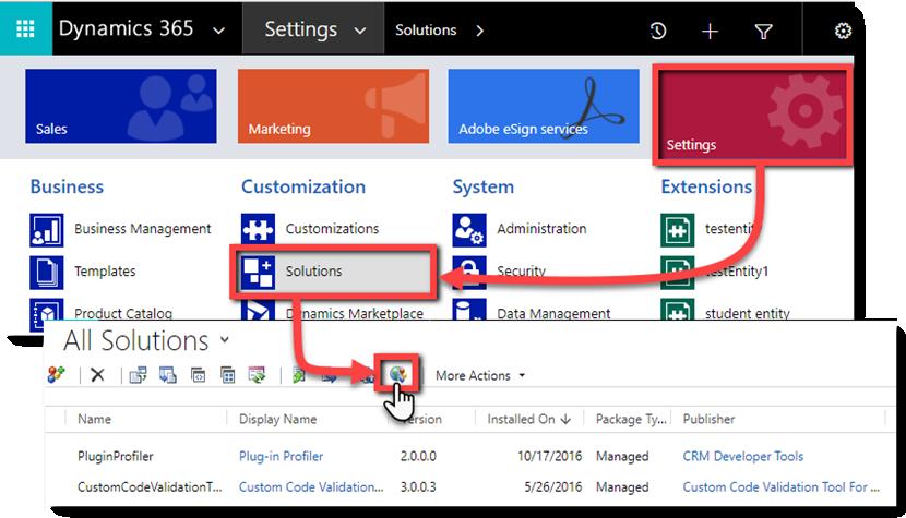 Guía de instalación de Adobe Sign para Microsoft Dynamics CRM