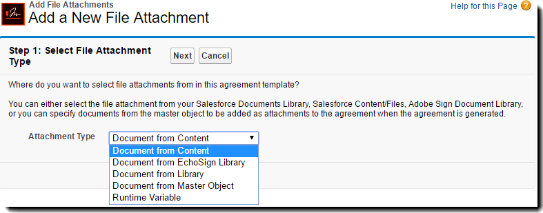 Adobe Sign For Salesforce Templates And Datamerge Mapping