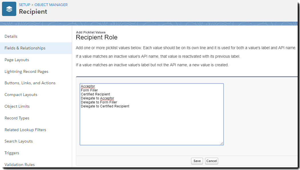 Classic Adobe Sign for Salesforce Upgrade Guide