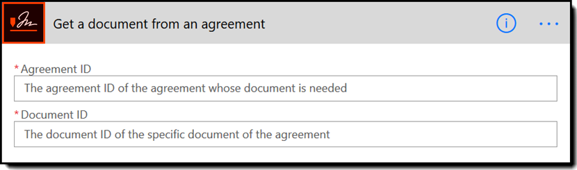 Get a document from an agreement - Rebranded