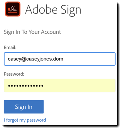 Adobe Sign for HR (ServiceNow) Installation Guide