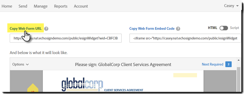 Classic Add URL parameters to web form fields