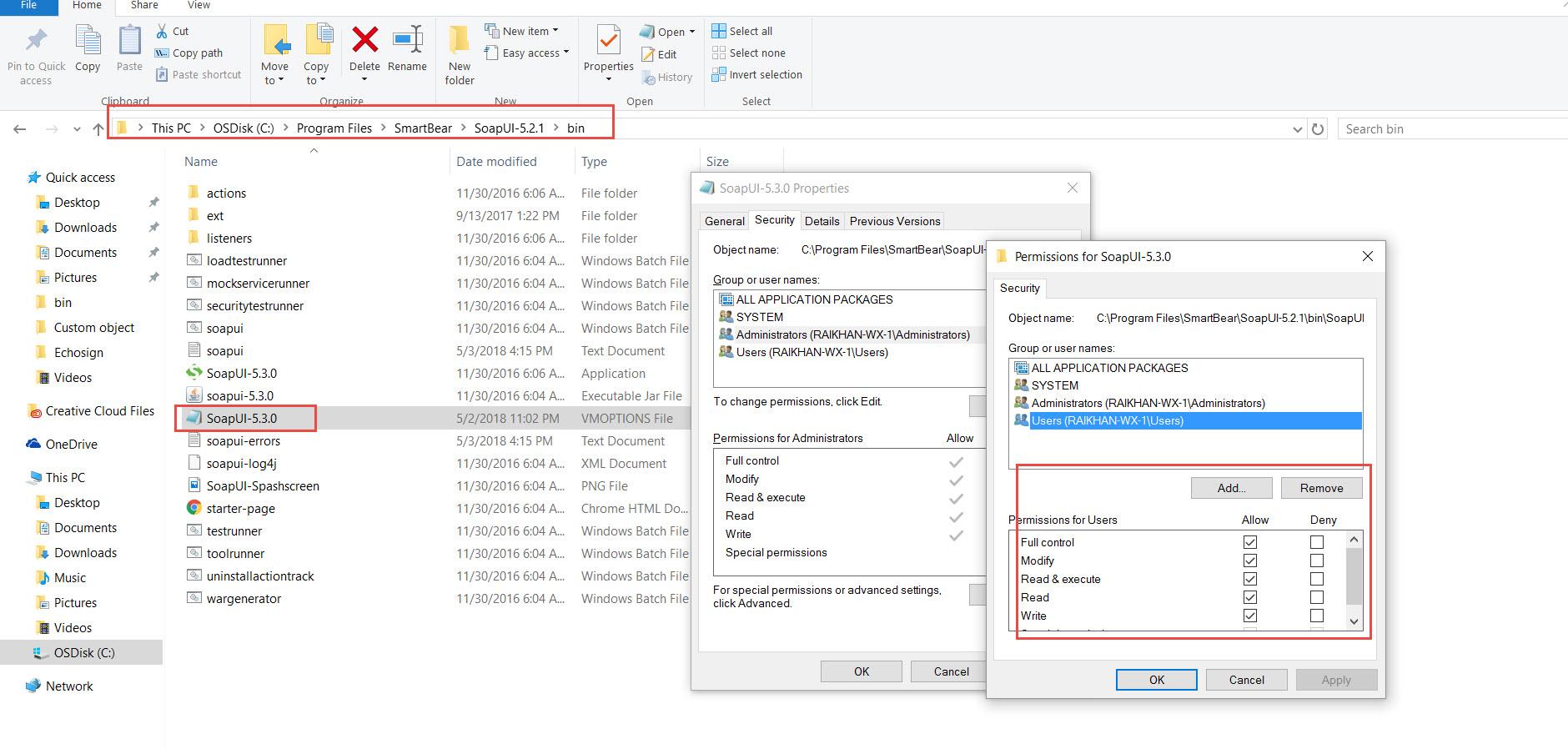 How to fix SSL error when you run SOAP UI | Adobe Sign