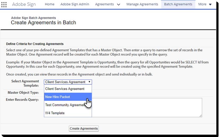 Notas de la versión de Adobe Sign para Salesforce