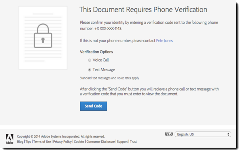 Phone Verification