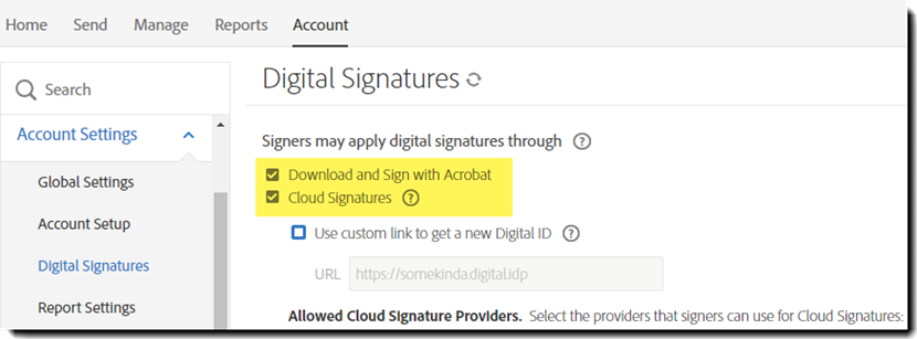April 2019- allow local cert signature