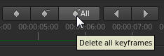 Delete all keyframes button