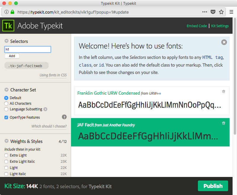 how to get stylesheet from website