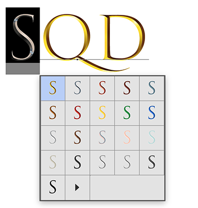 OpenType-SVG color fonts