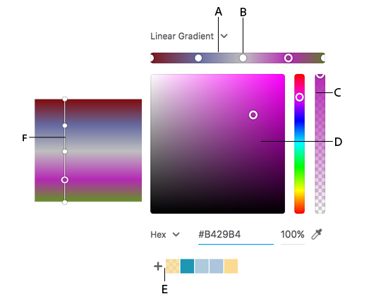 The Gradient Color Picker